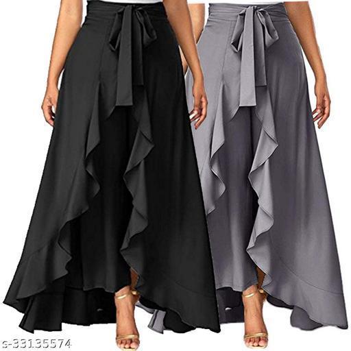 Trendy Fashionable Women Palazzos