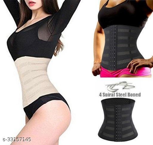 Women's Cotton Stretch Body Slimming Belt
