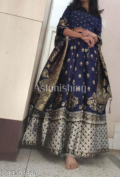 Banarasi Embellished lehenga choli