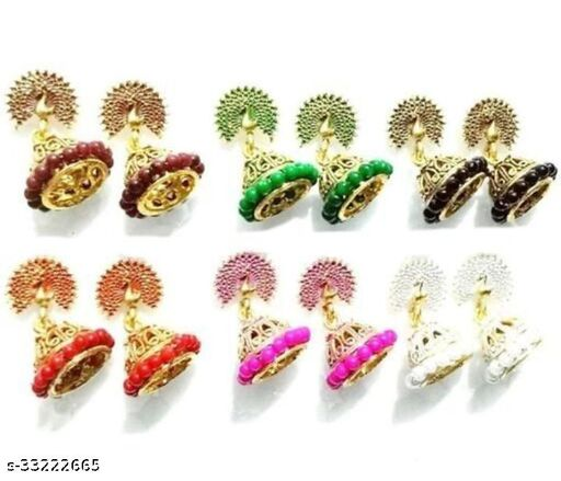 Princess Chunky Earrings