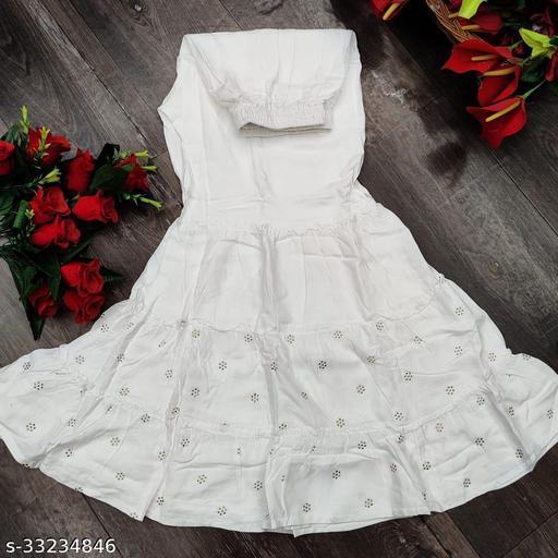 OPEZO CREATION Premium Rayon Fabric Sharara Pant Palazzo