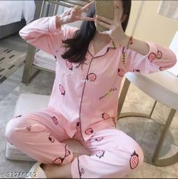 Siya Attractive Women Nightsuits
