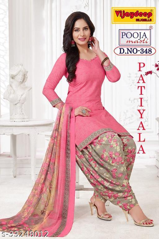 Graceful Synthetic  Salwar Suits & Dress Materials