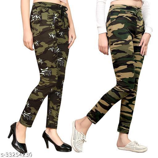 Casual Fashionista Women Leggings