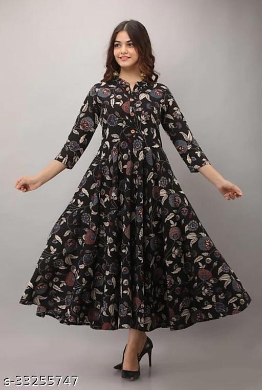Trendy Cotton Women Dresses