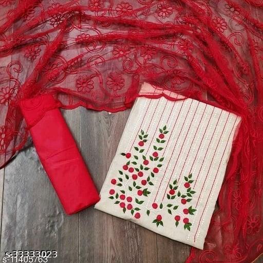Khadi Cotton Suit & Dress Material for Women