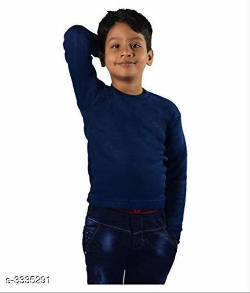 Boy's Cotton Thermal