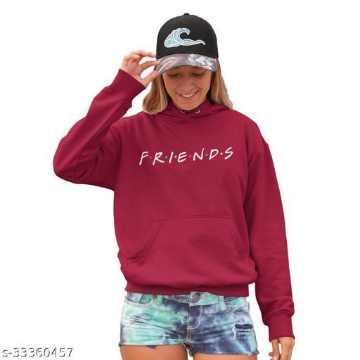 Classy Feminine Women Sweatshirts