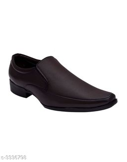 Trendy Men's Synthetic Formal Shoe