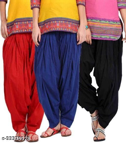 Trendy Petite Women Salwars