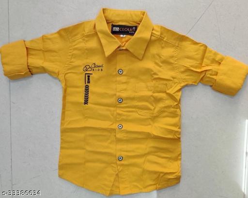 Modern Boys Cotton Shirts