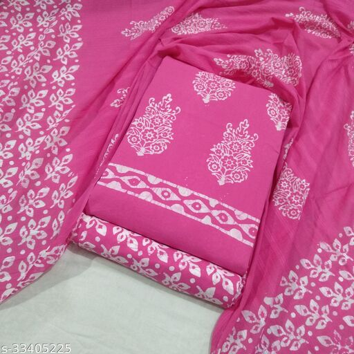 Premium Wax Batik handicraft print suit