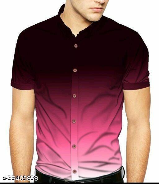 Trendy Polycotton Men Shirt Fabric