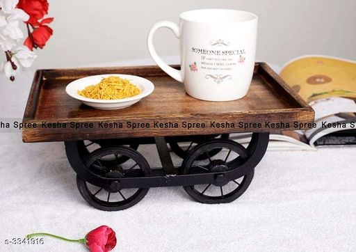 Snack Serving Platter for Dining Table
