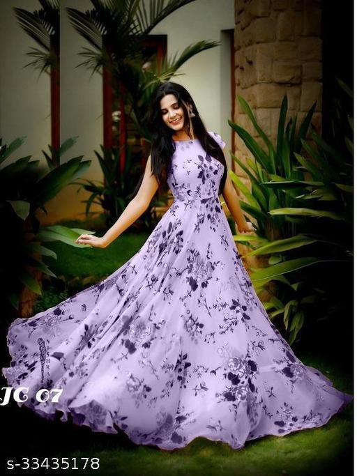 Urbane Fashionable Women Gowns