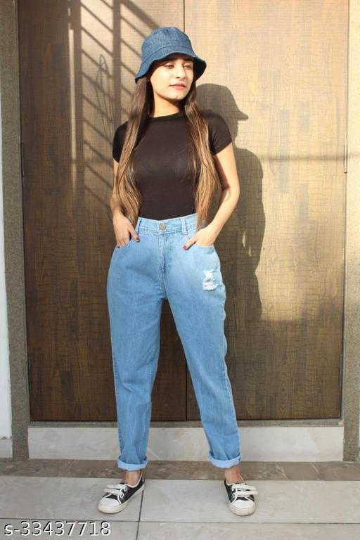 Momfit fanky jeans