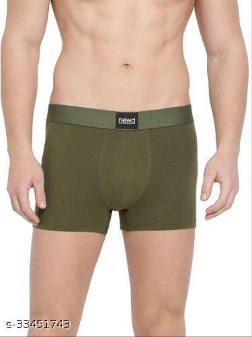 Trunk for Men Cotton Underwear
