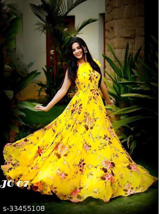 Urbane Ravishing Women Gowns