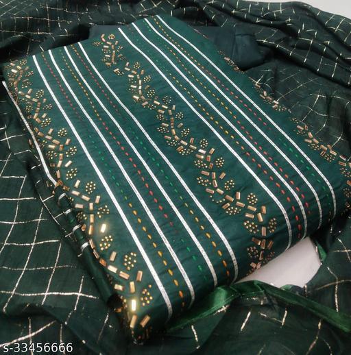 Aishani Drishya Semi-Stitched Suits