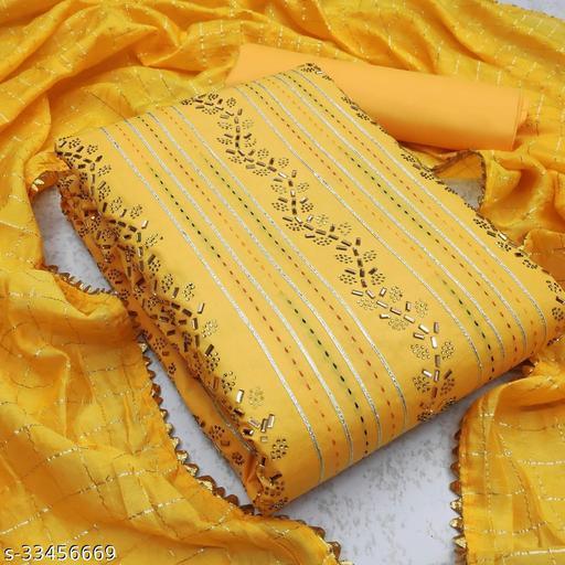 Adrika Drishya Semi-Stitched Suits