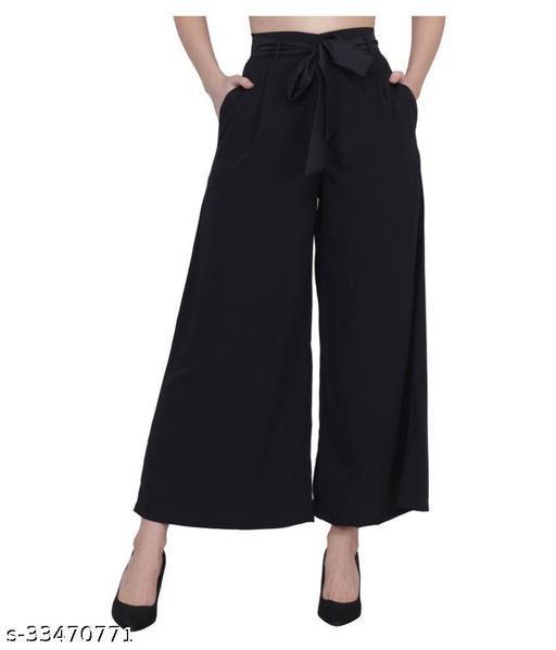 Urbane Glamorous Women Women Trousers
