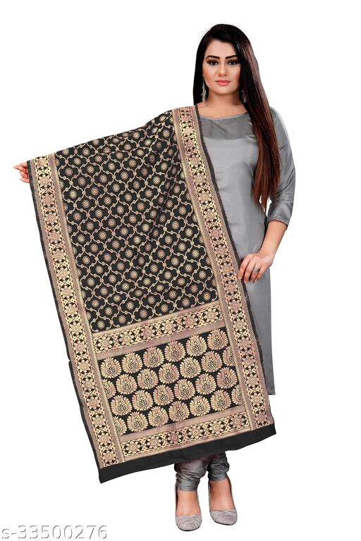 Banarasi Silk Manish Malhotra Fancy Jaquard Dupattas