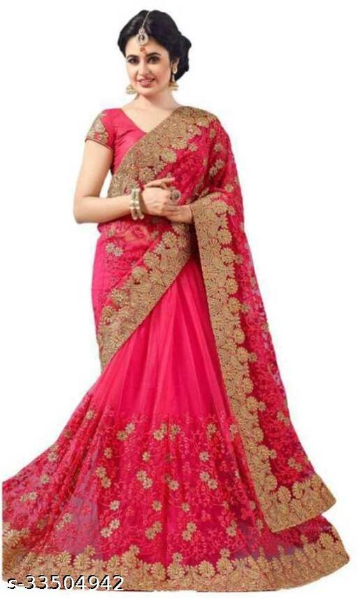 NEW COLLECTION OF WOMEN'S PARTY WEAR SAREE