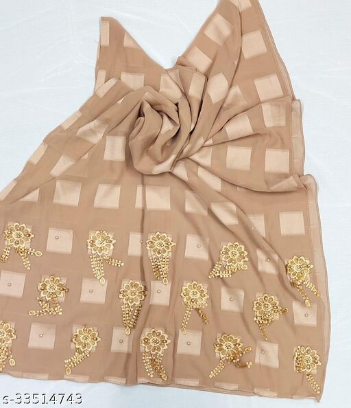Trendy Attractive Polyester Women Dupattas