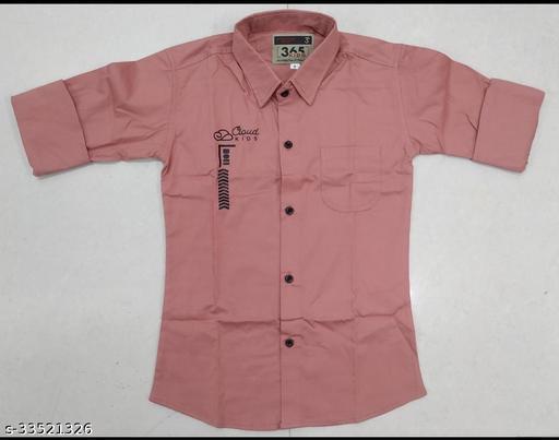 Cutiepie Stylish Boys Shirts