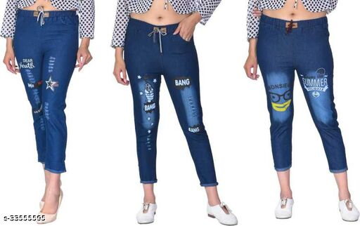Classic Fabulous Women Jeans
