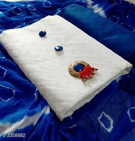 Ankita Elegant Cotton Suits & Dress Materials Vol 7