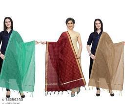 Versatile Stylish Women Dupattas
