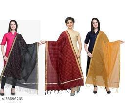 Elegant Fashionable Women Dupattas