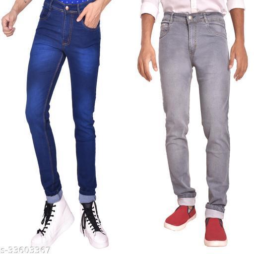 Fashionable Trendy Men Jeans