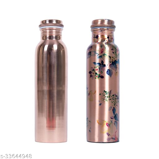 Modern Water Bottles