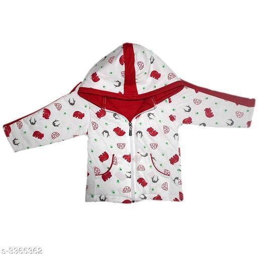 Trendy Cotton Kid's Jacket