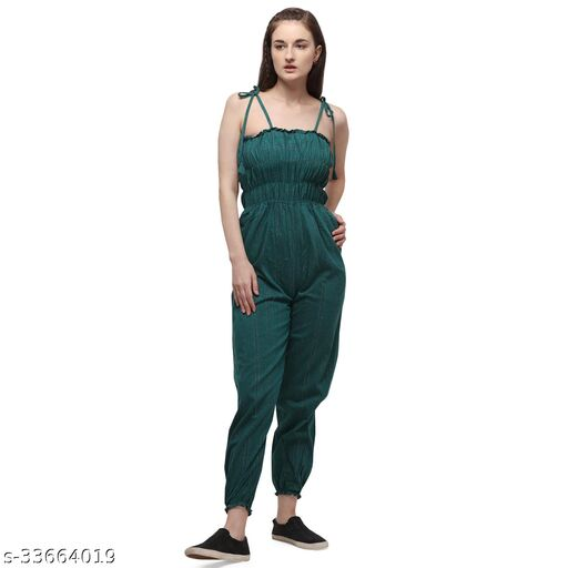 Comfy Elegant Women Jumpsuits