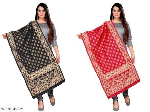 Banarasi Silk Manish Malhotra  Dupattas