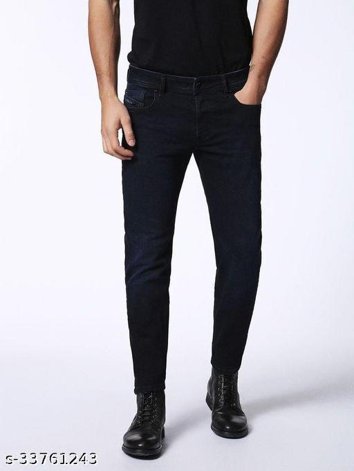 Casual Glamarous Men Jeans