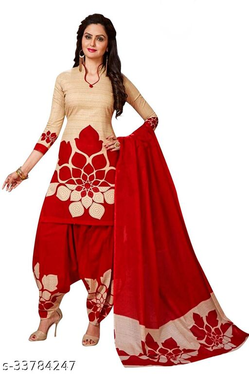 Lovely Collection of Women's Printed Unstitched Dress Material