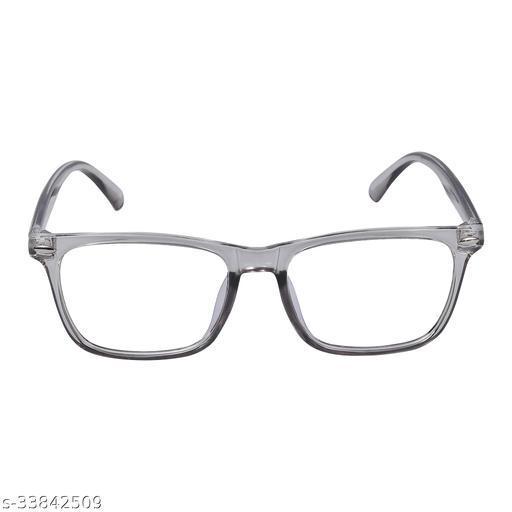 Criba_Rafa Style_Half Eye_Broad Grey_Stylish Unisex Sunglasses