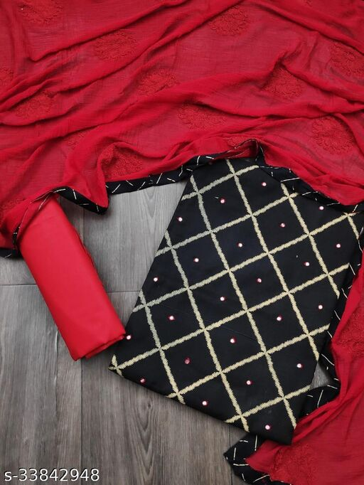 Unstitched Salwar Suits for Women