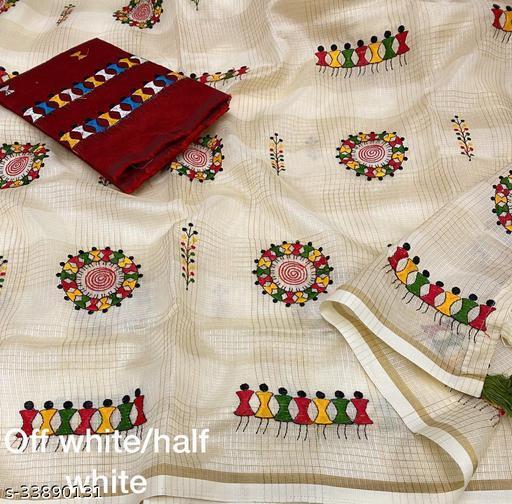 Sukanya Manipuri Kota worli style saree