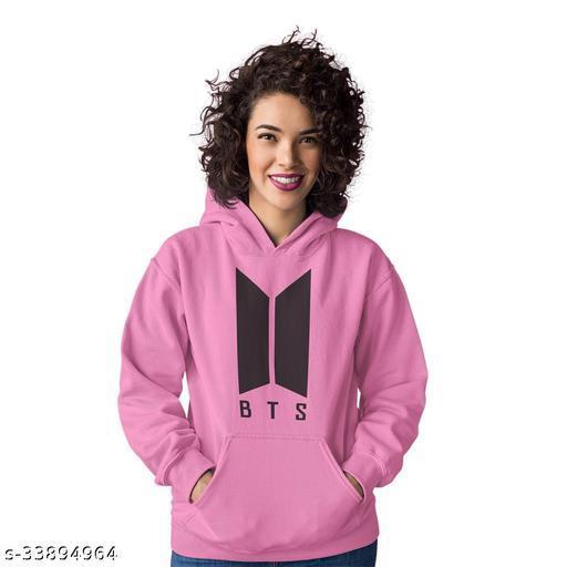 BTS K-pop Hoodie for Women