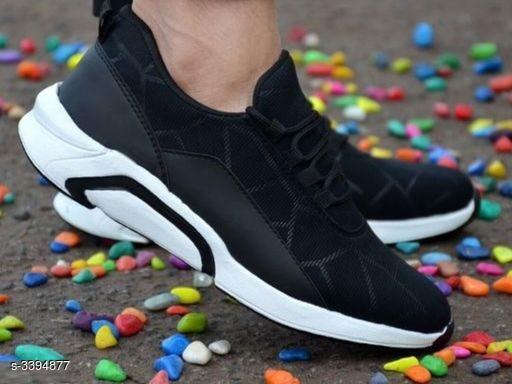 Trendy Men's Mesh Sports Shoe