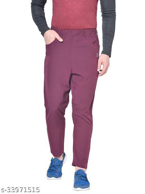 CHKOKKO Men Sports Gym Track Pant Running Lower with Pocket