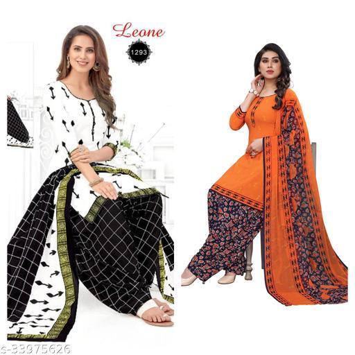 Fancy  Pretty Salwar Suits & Dress Materials