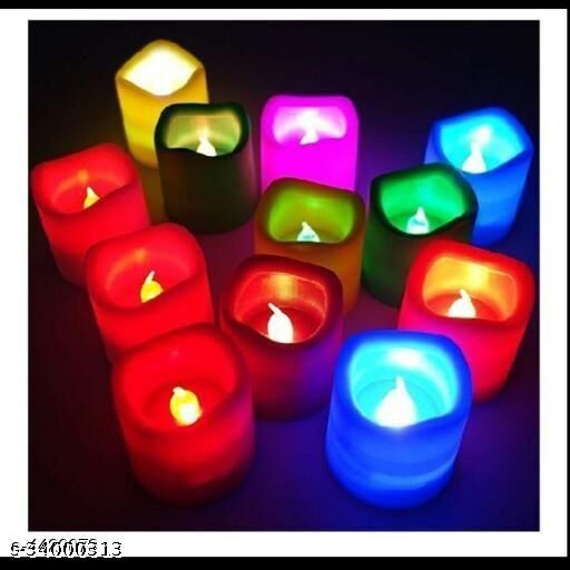 Attractive Festive Candles