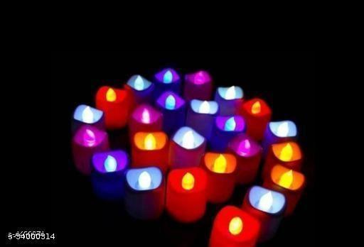 Designer Festive Candles