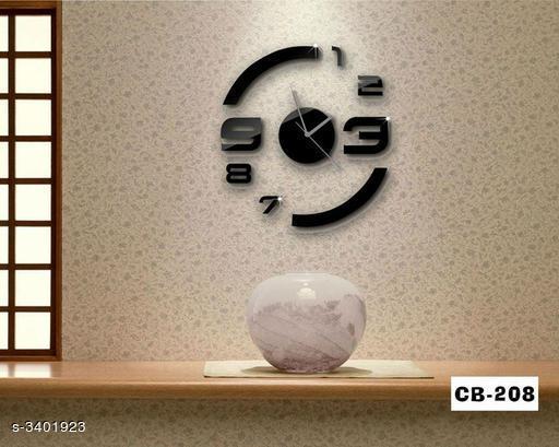 Stylish Acrylic Designer Wall Clock